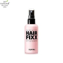 SO NATURAL All Day Setting Hair Fixx 80ml