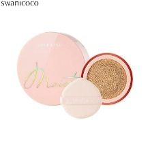 SWANICOCO Moist Cushion SPF50+ PA++++ 15g*2ea