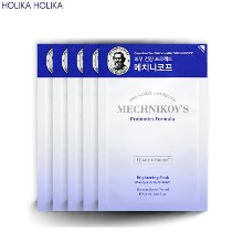 HOLIKA HOLIKA Mechnikov's Probiotics Formula Brightening Mask 25ml*5ea