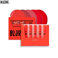 MADMI Blur Tint Holiday Tint Set 5items