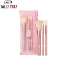 HELLO TALKTOK Mini Brush Set 4items
