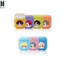 BTS Basic Head Hard Airpods Case 1ea