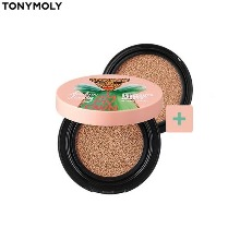 TONYMOLY Simplast Pure Wear Cushion SPF50+ PA+++ 10g*2ea [TONYMOLY X BOUFFANTS & BROKEN HEARTS]