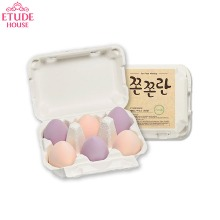 ETUDE HOUSE Jjonjjon Puff For Face Makeup 6p