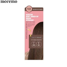 MOREMO Keratin Root Touch Up Magic Straight 3g+80ml+80ml