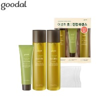 GOODAL Houttuynia Cordata Calming Essence Double Edition Special Set 4items