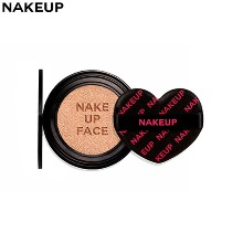 NAKEUP FACE One Night Cushion Season 2 Refill 12~15g [Heart Collection]