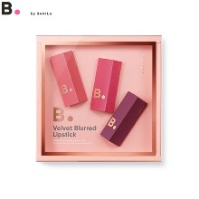 B BY BANILA Velvet Blurred Lipstick Mini Edition 3items [Online Excl.]