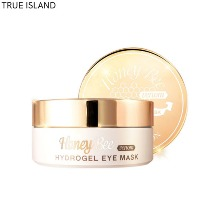 TRUE ISLAND Honey Bee Venom Hydrogel Eye Mask 1.4g*60ea