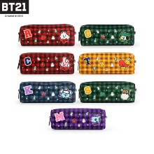 BT21 C-Pocket Pouch Check 1ea [BT21 x MONOPOLY]