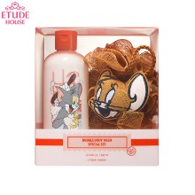 ETUDE HOUSE Lucky Together Bubble Body Wash Special Set 2items [ETUDE HOUSE X Tom and Jerry Lucky Together Edition]