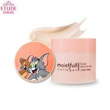 ETUDE HOUSE Lucky Together Moistfull Collagen Cream 130ml [ETUDE HOUSE X Tom and Jerry Lucky Together Edition]