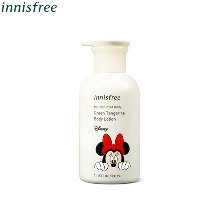 INNISFREE My Perfumed Body Green Tangerine Body Lotion 330ml [Hello 2020 Mickey & Friends Collection]