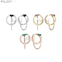 JEALOUSY Remember You Earrings 1pair,Beauty Box Korea