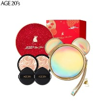 AGE 20'S Signature Essence Cover Pact Intense Cover Special Set 7items [2020 Lucky New Year Edition]