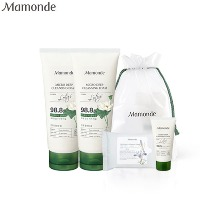 MAMONDE Micro Deep Cleansing Foam Pouch Set 5items