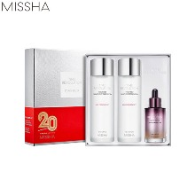 MISSHA Time Revolution Steady Seller Set 3items [20th Anniversary Timeless 20 Years Limited Edition]