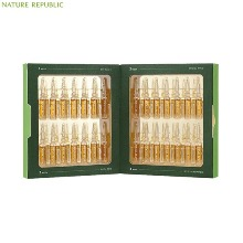 NATURE REPUBLIC Ginseng Royal Silk Ampoule Effector 4 Week Program Special Set 28items