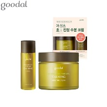 GOODAL Houttuynia Cordata Calming Moisture Cream Special Set 2items