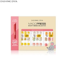 DASHING DIVA Magic Press Special Set 4items [Mighty Mouse Collection]