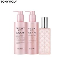 TONYMOLY Fragrance Garden Versailles Rose Set 3items