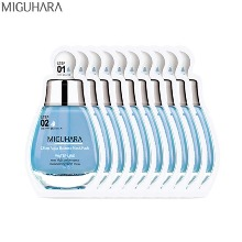 MIGUHARA 2Step Aqua Balance Mask Pack 20ml*10ea