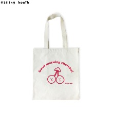 MALLING BOOTH Cherries Eco Bag 1ea
