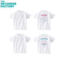 THE RECORDER FACTORY Bomvely T-Shirt 1ea,Beauty Box Korea