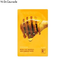 DR.CEURACLE Royal Vita Propolis Anti-oxidant Mask 30ml