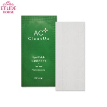 ETUDE HOUSE AC Clean Up Spot Patch 12patches (1sheet)