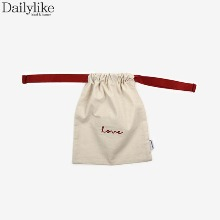 DAILYLIKE Daily String Pouch 1ea