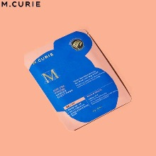 M.CURIE Feel The Volume Master Sheet Mask 25g,Beauty Box Korea