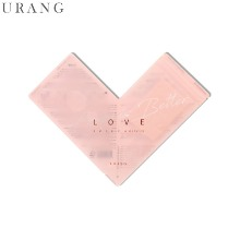 URANG Love Rose X Hibiscus Mask 20ml,Beauty Box Korea