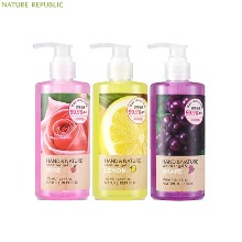 NATURE REPUBLIC Hand & Nature Sanitizer Gel S 300ml