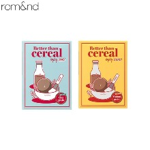 ROMAND Better Than Cereal Edition 3items [ROMAND X PICCASSO Collezioni],Beauty Box Korea
