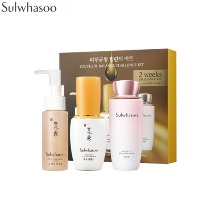 SULWHASOO Youthful Balance Challenge Kit 3items