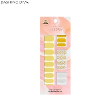 DASHING DIVA Gloss Gel Nail Strip 1ea [Soft Shine]