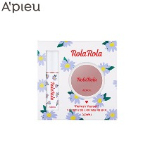 A'PIEU Juicy Pang Rolarola Set 2items [A'PIEU X ROLAROLA]