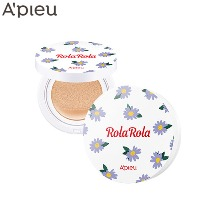 A'PIEU X ROLAROLA Edition Cover-Pang Long Wear Cushion SPF50 PA+++ 15g [A'PIEU X ROLAROLA]