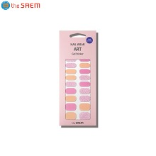 THE SAEM Nail Wear Art Gel Sticker 1ea