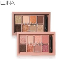 LUNA Tone Crush Eye Shadow Palette 5.6g