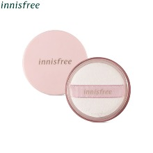 INNISFREE Cherry Blossom No Sebum Mineral Powder 6g [2020 Jeju Color Picker Cherry Blossom Edition]