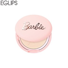 EGLIPS Blur Powder Pact 9g [BARBIE X EGLIPS]