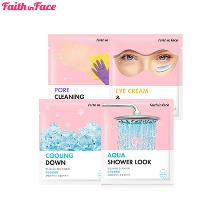 FAITH IN FACE Hydrogel Mask 25~30g