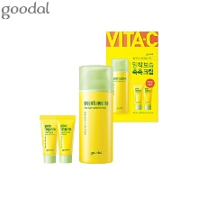 GOODAL Green Tangerine Vita C Cream Intense Special Set 3items (20AD)