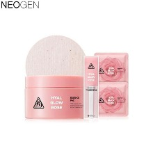 NEOGEN Code 9 Hyal Glow Rose Essence Pad Special Set 4items