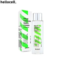 HELLOCELL Gold Cocoon Basic Toner 90ml