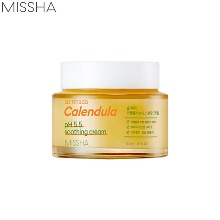 MISSHA Su:nhada Calendula pH 5.5 Soothing Cream 50ml