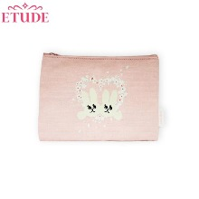 ETUDE HOUSE Heart Blossom Pouch 1ea [S/S Heart Blossom Collection]