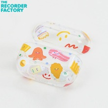 THE RECORDER FACTORY Airpods Pro Clear Case - Pattern (4type) 1ea